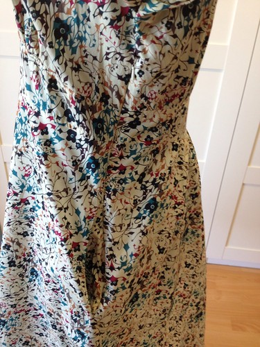 mystery Liberty neuron dress side zip