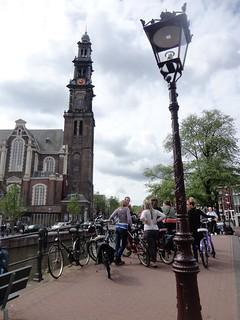 Un agradable paseo en bicicleta.