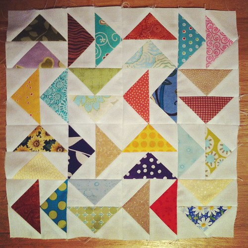 August do. Good blocks finally done!! #quilting