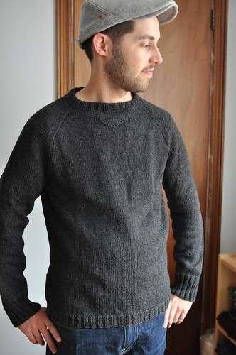 Dale's sweater
