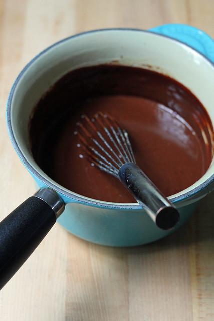 espresso profiteroles