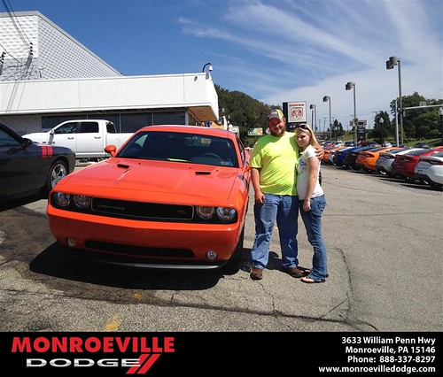 Happy Birthday to Travis Patton from Lara Paradise and everyone at Monroeville Dodge! by Monroeville Dodge