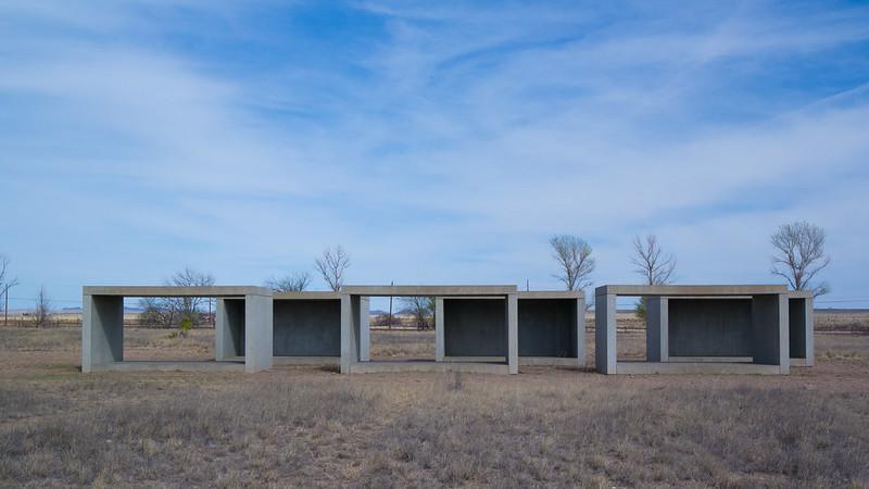 Donald Judd Concrete Art