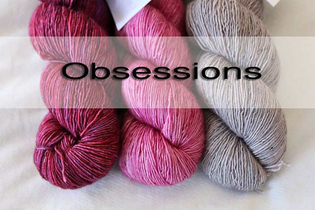 Obsessions - Pinks