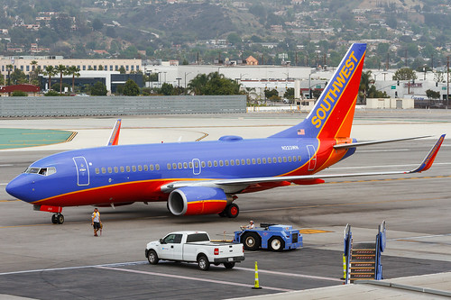 N223WN Southwest Airlines B737-700...