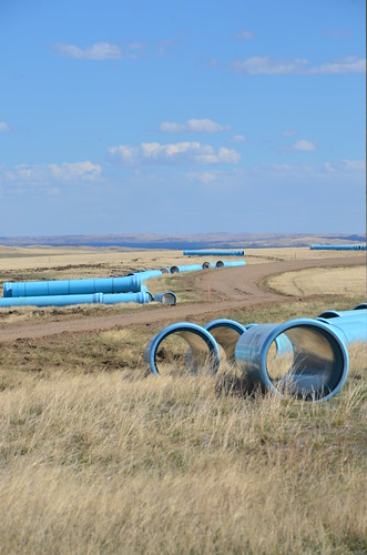 Cheyenne River Reservation is served by the Mni Waste' Water Company