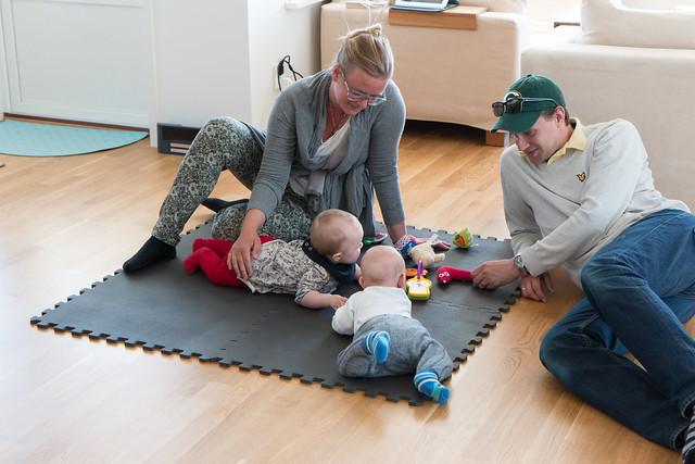 Bebismys i Torslanda