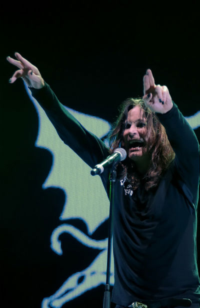 Black Sabbath @ Campo de Marte - SP