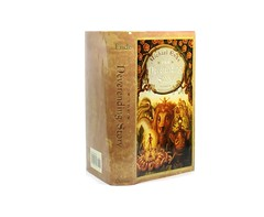 Neverending Story Hollow Book Ring Box