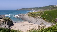 Combesgate Beach, Woolacombe, Devon
