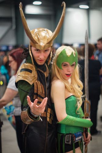 Ottawa Comiccon 2014 - Saturday