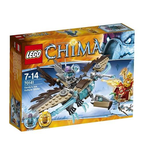 LEGO Chima 70141 Box