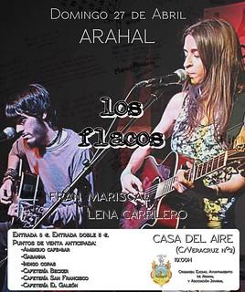 AionSur 13993791801_d35a2f474d_n_d Los flacos, en concierto, el día 27 Agenda Cultura