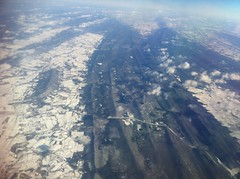 2014 01 24 Flying over Pennsylvania 2