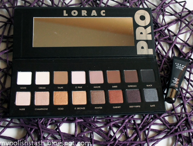 Youtube made me buy it tag_Lorac Pro Palette