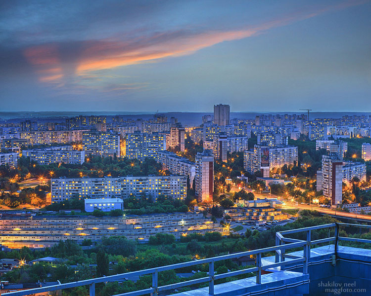 Харьков, Алексеевский жилмассив