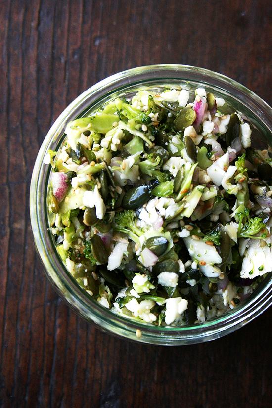 salad, day