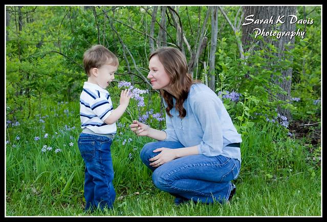 Wyatt & Mommy