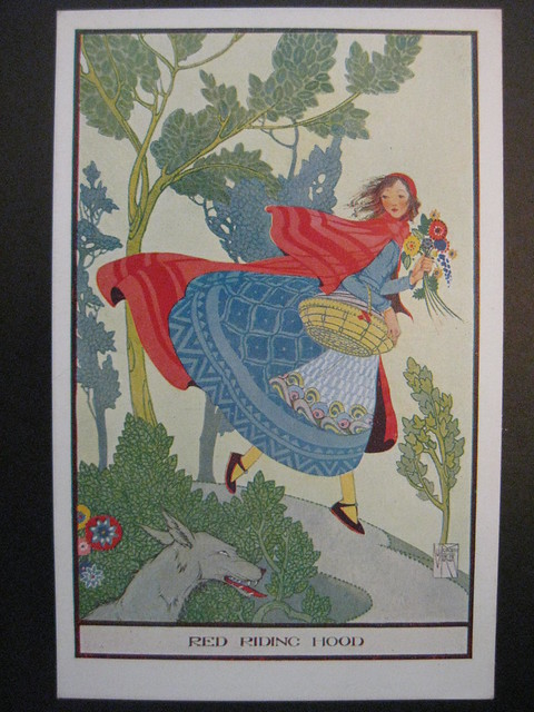 Flickriver Tilfældige Billeder fra antikke Postkort Antique-6570