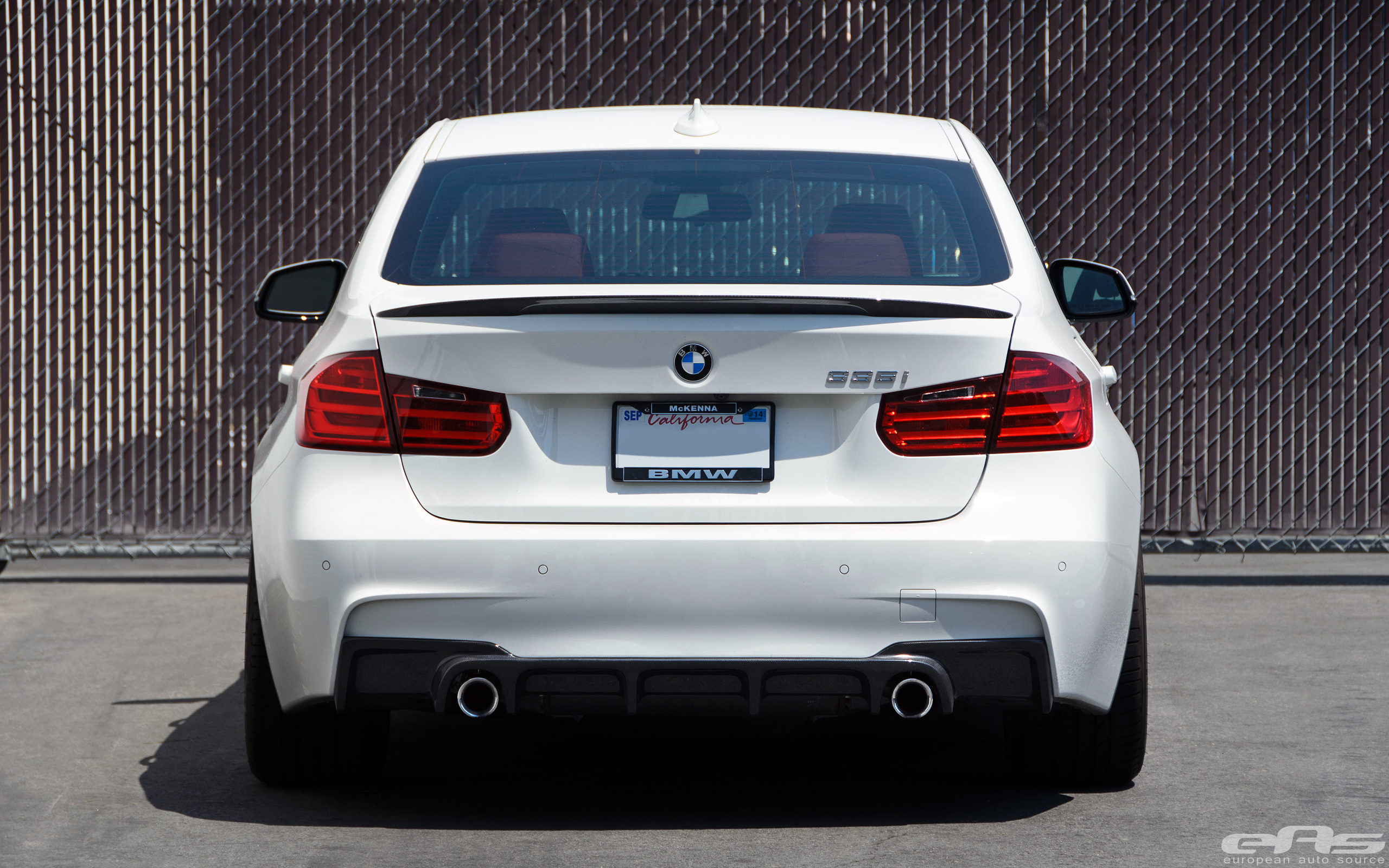 Alpine White Arkym F30 Bmw Performance Parts Services