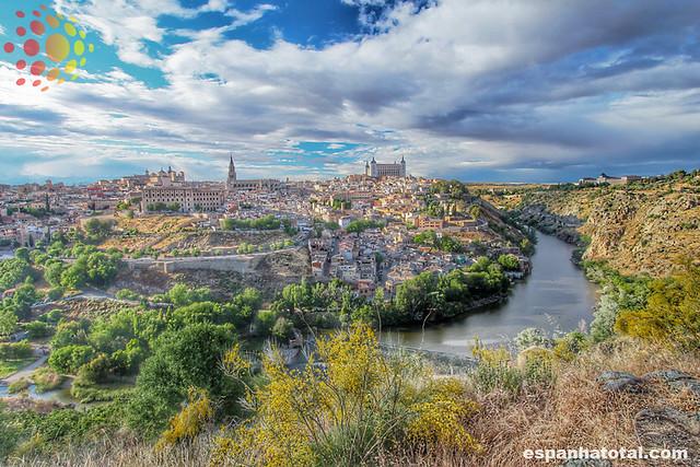 bate-voltas saindo de Madri: Toledo