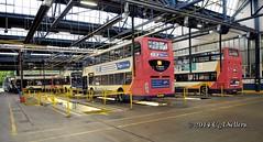 Transpire Stonegravels depot visit - May 2014