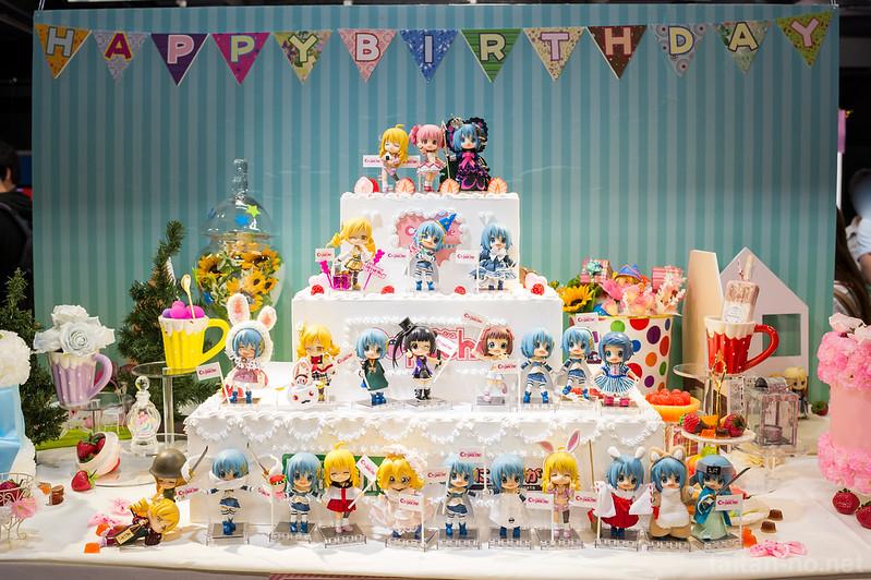 [KOTOBUKIYA]キューポッシュ1さい☆生誕祭-DSC_4630