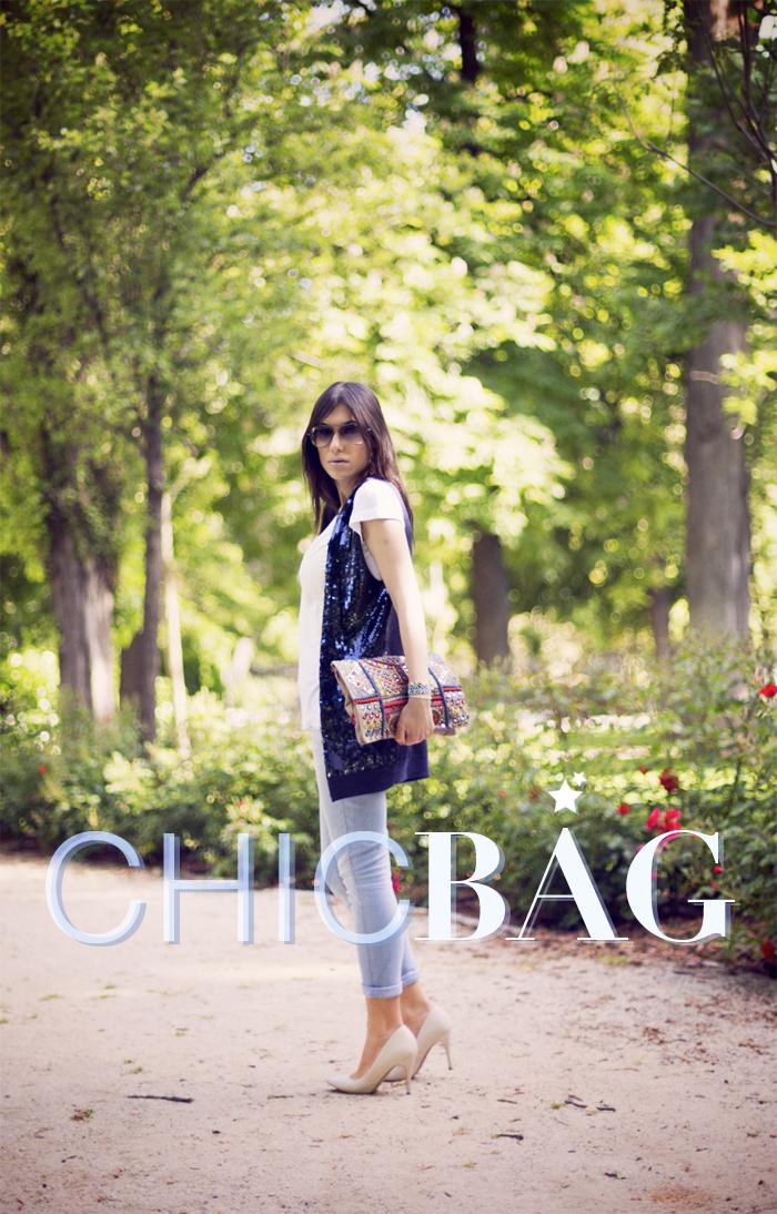 street style barbara crespo chic symphatique bag retiro madrid fashion blogger outfit blog de moda