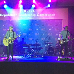 LIVE worship concert w/ @kutless #GREATisOurGod
