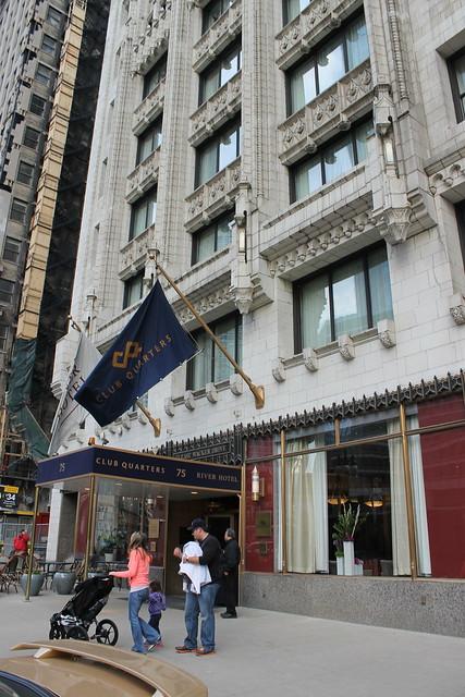Club Quarters Hotel Lincoln Fields