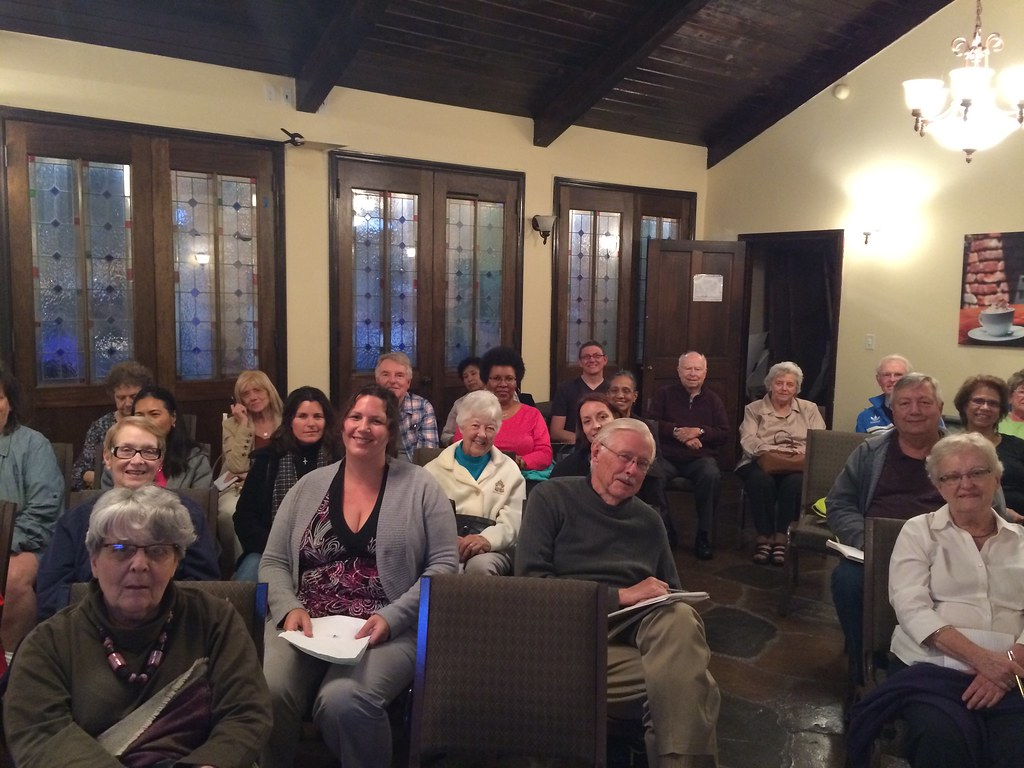Nouwen Presentation in Los Angeles, California (May 6, 2014) Hosted by Theology Connection (A Ministry of the Paulist Fathers)