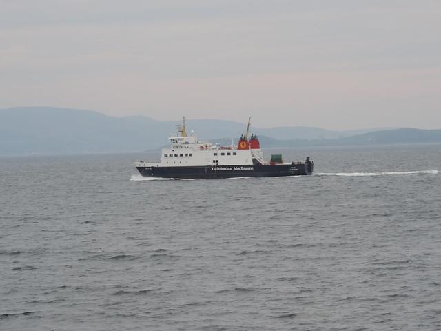 MV Eilean Bhòid