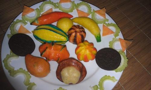 Rực rỡ sắc màu với bánh trái cây 7