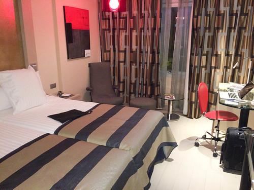 Detalle de habitación tipo Melia