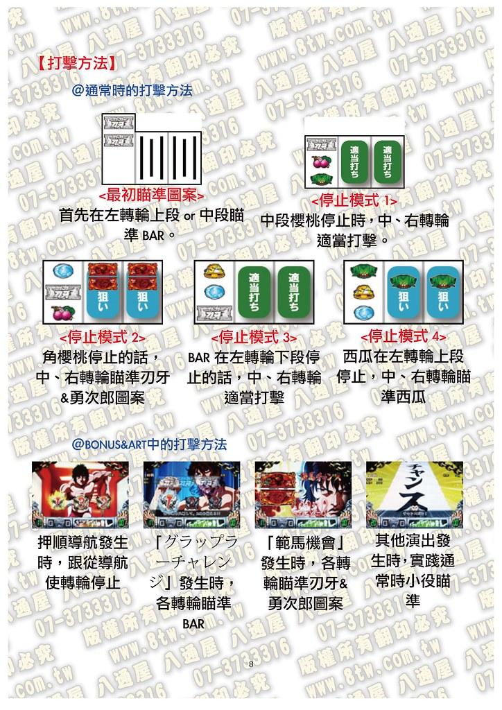 S0198刃牙~最大淘汰賽編 中文版攻略_Page_09