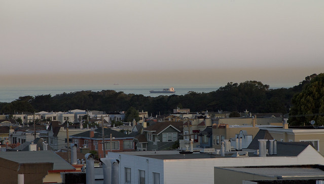 May 14, 2014 - #sparetheair alert - San Francisco Bay Area