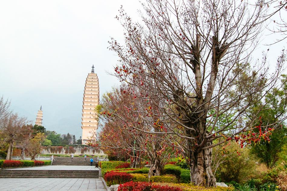 Dali - Three Pagodas