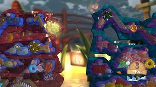 Worms Battlegrounds выйдет на PlayStation 4 в этом месяце