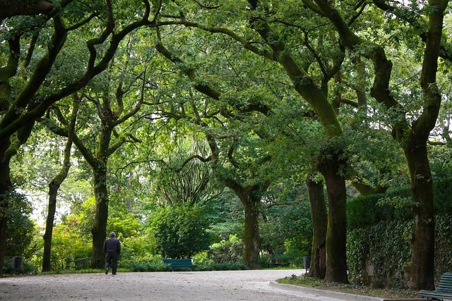 Parque da Alameda, Santiago de Compostela, Spain