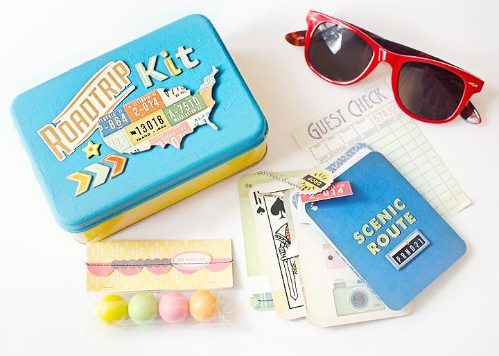 Road Trip Kit *Crate Paper*