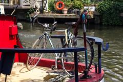 Cycle around London