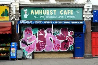 Amhurst Cafe