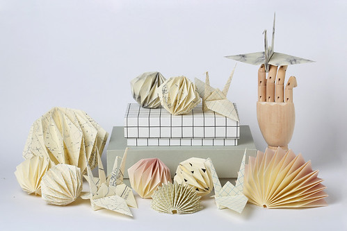 Origami-Ornaments
