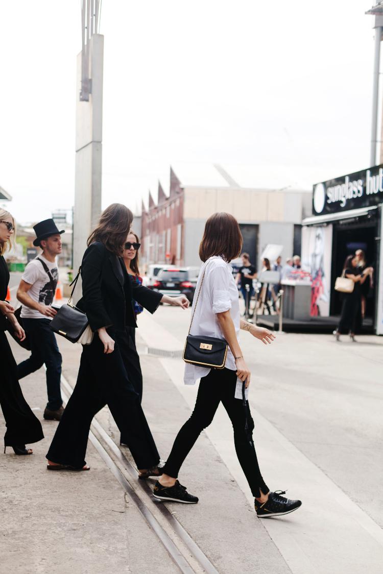 MBFWA Day 3: Street Style