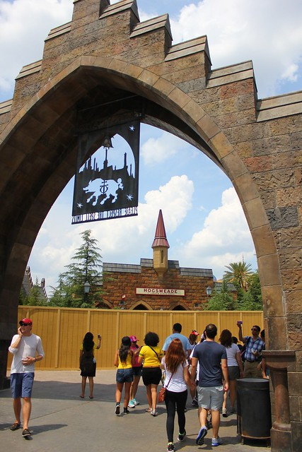 Wizarding World of Harry Potter expansion update at Universal Orlando
