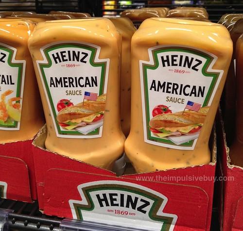 Heinz American Sauce
