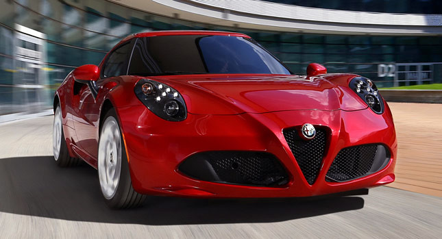 Alfa's pitch in U.S. will be luxury, Italian style