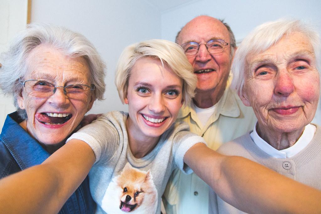 My grandparents <3