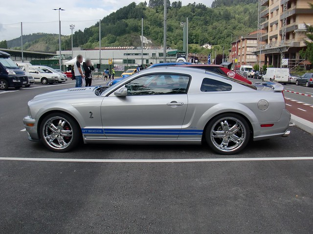 LATERAL SHELBY GT500