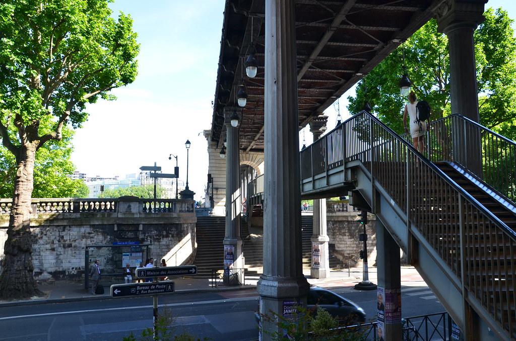 Parigi - Pont de Bir-Hakeim